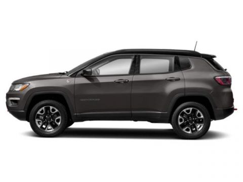New 2020 JEEP Compass JEEP COMPASS TRAILHAWK 4X4