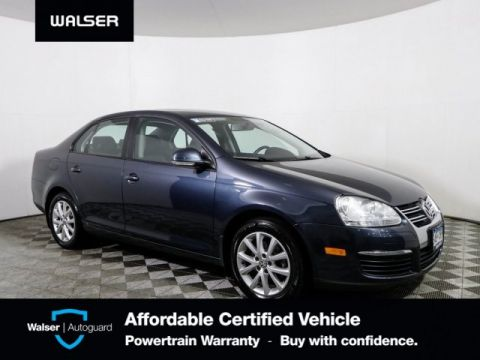 Pre-Owned 2010 Volkswagen Jetta Sedan