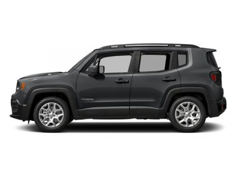 Pre-Owned 2017 Jeep Renegade LATITUDE 4WD HSEAT