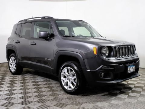 Pre-Owned 2018 Jeep Renegade LATITUDE 4WD